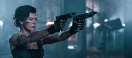 Обитель зла: Последняя глава / Resident Evil: The Final Chapter
