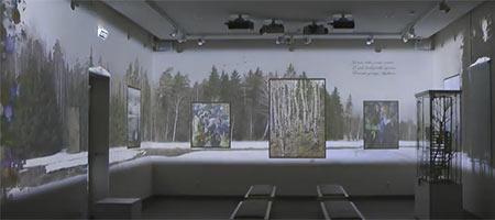 Весна. Выставочный проект «Времена года»