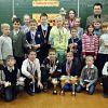 Юные шахматисты встретились на юбилейном новогоднем блиц-турнире