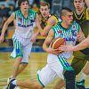 Игры плей-офф Чемпионата Санкт-Петербурга по баскетболу