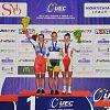 Новгородские велосипедисты стали призерами первенства Европы
