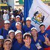Команда Новгородской области заняла третье место на сельских играх