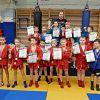 Спортсмены новгородского клуба