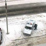 Народный репортер: сотрудники ДПС учат новгородцев парковаться