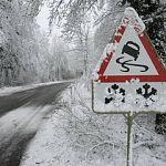 Компания на легковом автомобиле погибла в ДТП из-за сильного снегопада