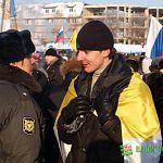 После митинга оппозиция пожаловалась на полицейских в прокуратуру (фото)