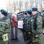 Без потерь – новгородские полицейские возвратились из Чечни