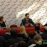 Михаил Прохоров – «Вашим новостям»: «Управление рисками – моя профессия»