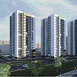 В Великом Новгороде хотят построить три шестнадцатиэтажных дома
