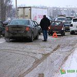 Фотофакт: Авария в Боровичах произошла из-за любопытства