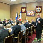 Чиновники и журналисты поменялись местами на нескучном совещании у Вероники Мининой