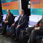 Четыре кандидата и портрет Путина (видеоанонс)