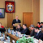 Анонс: Размышления о Послании губернатора к депутатам областной Думы
