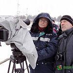 Сразу две съемочные группы снимают неигровое кино в Великом Новгороде