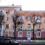 Фотофакт: новгородские фасады в конце зимы
