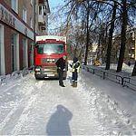 Новгородская мэрия занялась фурами «Магнита» во дворах