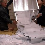По предварительным данным, в Новгородской области Владимир Путин набирает 57,91% голосов