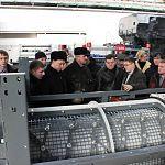 Руководители агропромышленных предприятий побывали на «Ростсельмаше»