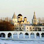 Великий Новгород запатентует себя как родину России
