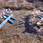 На Западном кладбище задержаны два пьяных вандала