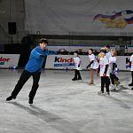Чемпионы мира показали мастер-класс новгородским фигуристам (фото)