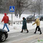 За четыре часа у новгородского автовокзала пешеходы 54 раза нарушили ПДД