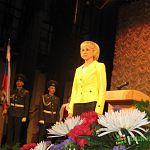 Марина Костюхина получила благословение «на власть»