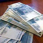 Новгородская бизнес-вумен пришла к приставам с миллионом рублей наличными
