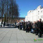 Соотечественники побывали в Новгородском кремле