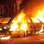 В Новгородской области женщина сожгла машину бывшего мужа