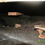 В Старой Руссе провалилось крыльцо в пятиэтажке: пострадала пожилая женщина