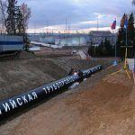 По Новгородской области потечёт нефть