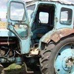 Жителя Новгородской области задавил его собственный трактор
