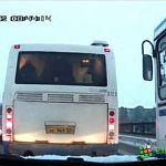 Народный репортер: искусство вождения от новгородских водителей автобусов