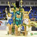 Кристина Горюнова завоевала золото на престижном международном турнире