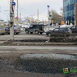 Дороги Великого Новгорода ждут ремонта