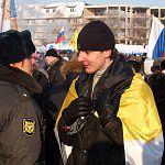 По делу о бомбе у «Руси» обыскали маму новгородского активиста