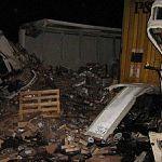 Два дальнобойщика погибли в ДТП в Валдайском районе
