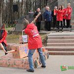 Новгородские коммунисты уничтожили натовский танк