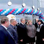 Новый крупный торговый центр открылся на улице Щусева