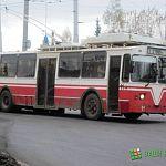Троллейбусное депо в Великом Новгороде  отделили от ПАТ-2