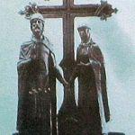В августе новгородцы смогут возложить цветы к памятнику покровителям семьи и брака