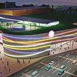Гигантский торгово-развлекательный центр «Мармелад»: смотрим, каким он будет