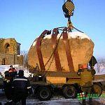 Княжий камень на Рюриковом городище распишут