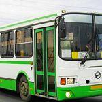 Сегодня полиция искала взрывное устройство в автобусе №6
