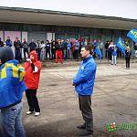 ЛДПР провело в Пестово пикет против «катастрофического состояния дорог»
