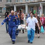 Ребёнок, обожжённый в Новгородской области, находится в искусственной коме