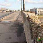 Мост Александра Невского будет наполовину открыт