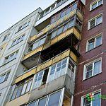 Два человека за сутки упали с балконов многоэтажек в Великом Новгороде