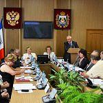 В Великом Новгороде парламентарии обсудили вопросы социальной политики
